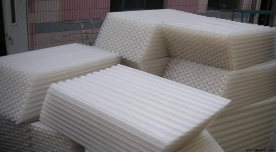 蜂窝斜管与斜板填料性能区别