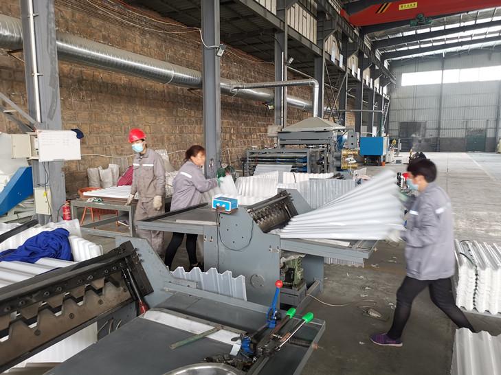斜管材质与生产工艺